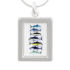 7 tuna Necklaces