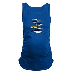 7 Tuna c Maternity Tank Top