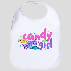 Candy Girl Bib