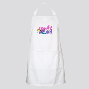 Candy Girl BBQ Apron