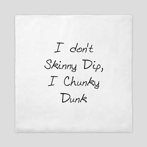 Chunky Dunk Queen Duvet