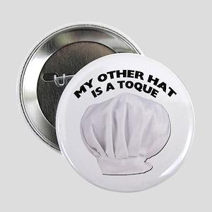 Chef's Hat Button