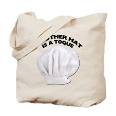 Chef's Hat Tote Bag