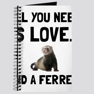 Love And A Ferret Journal