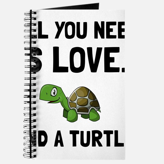 Love And A Turtle Journal