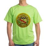 USS ALBERT DAVID Green T-Shirt