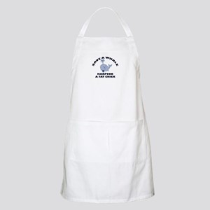 Save a Whale BBQ Apron