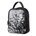 First snow Neoprene Lunch Bag