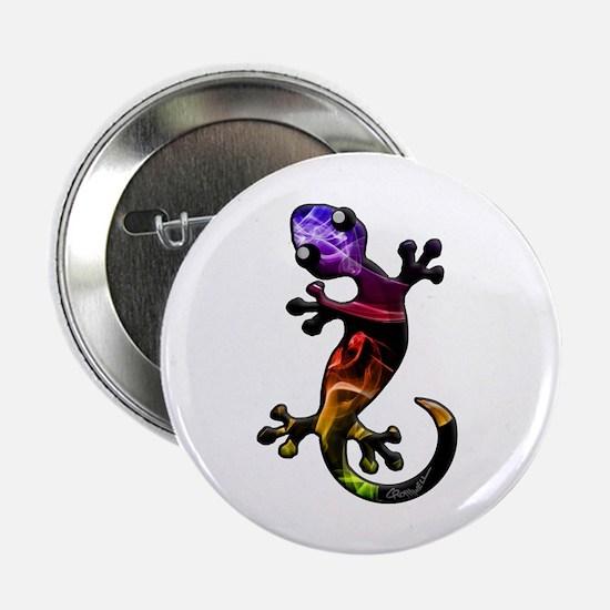 "Smoke Lizard 2.25"" Button"