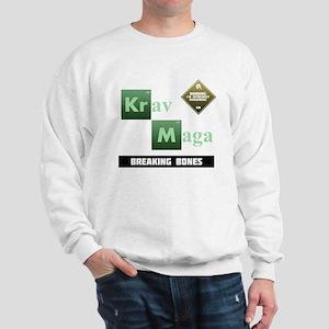 Krav Maga Elements - Breaking Bones Sweatshirt