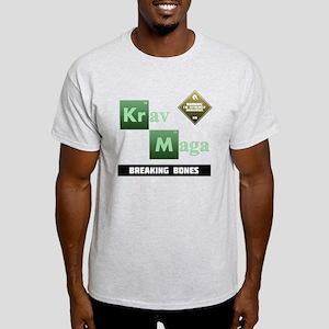 Krav Maga Elements - Breaking Bones T-Shirt