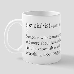 Specialist Mug