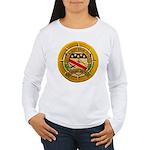 USS ALBERT DAVID Women's Long Sleeve T-Shirt