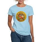 USS ALBERT DAVID Women's Light T-Shirt
