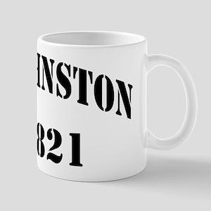 USS JOHNSTON Mug