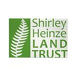 Shirley Heinze Land Trust Fern Logo Magnets
