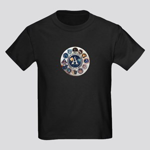 Commemorative Logo Kids Dark T-Shirt