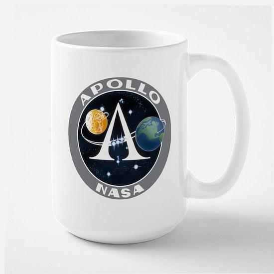 Apollo Program Large Mug