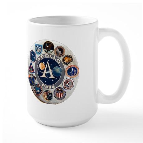 Commemorative Logo Large Mug