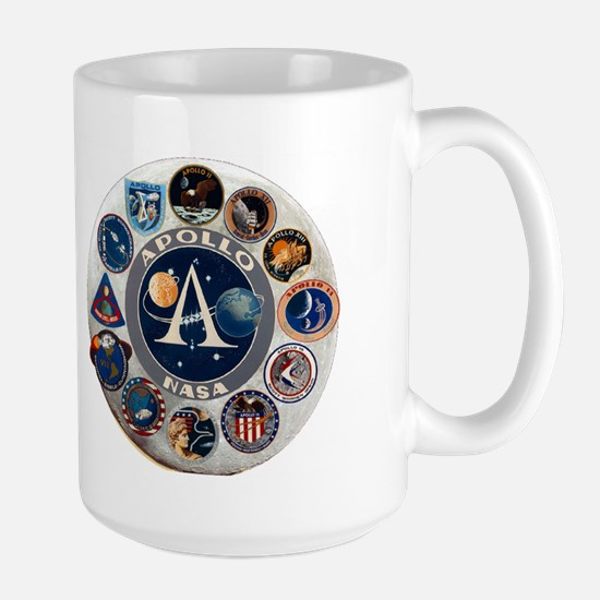Commemorative Logo Large Mug
