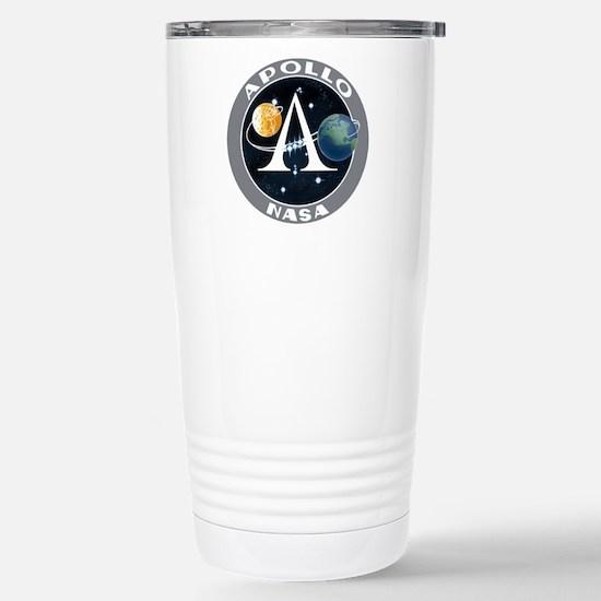 Apollo Program Stainless Steel Travel Mug