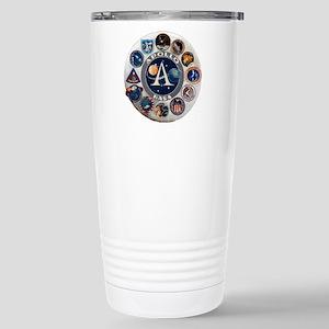 Commemorative Logo Stainless Steel Travel Mug