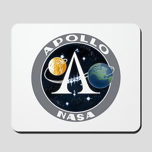 Apollo Program Mousepad