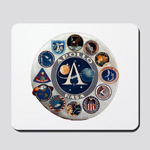 Commemorative Logo Mousepad