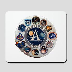 Commemorative Logo Mousepad