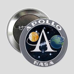 """Apollo Program 2.25"""" Button"""