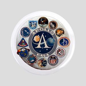 """Commemorative Logo 3.5"""" Button"""