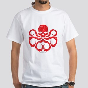 Hydra White T-Shirt