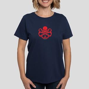 Hydra Women's Dark T-Shirt