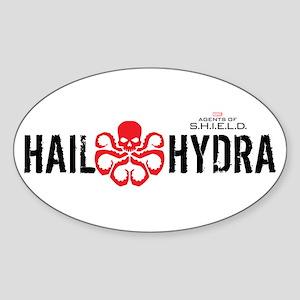 Hail Hydra Sticker (Oval)