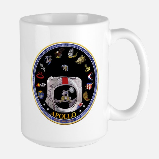Crews Of Apollo Large Mug Mugs