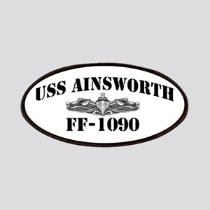 USS AINSWORTH Patches