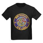USS AINSWORTH Kids Dark T-Shirt