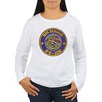 USS AINSWORTH Women's Long Sleeve T-Shirt