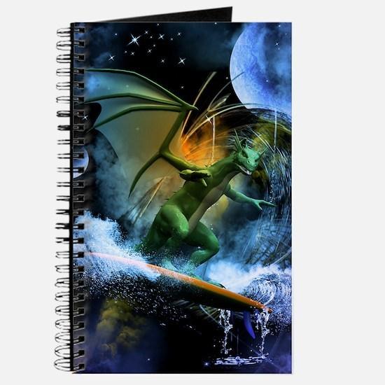 Surfing dragon Journal
