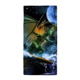 Dragons Beach Towels