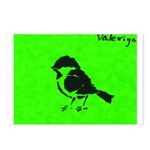 Eneput Birds Postcards (package Of 8)