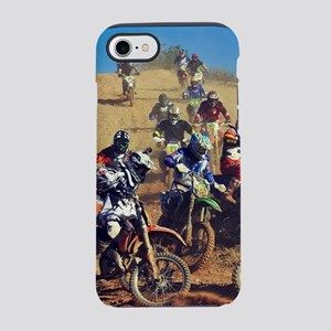 Motocross Madness iPhone 7 Tough Case