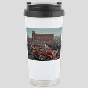 Gordy Stainless Steel Travel Mug