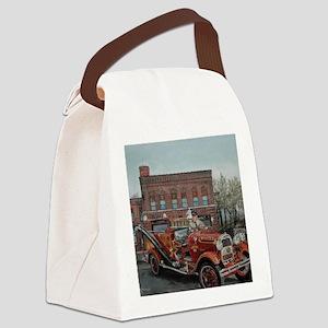 Gordy Canvas Lunch Bag