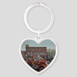 Gordy Heart Keychain