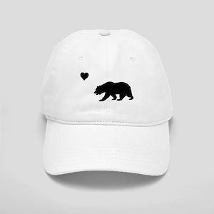 California Love Flag (black)) Cap