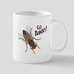 GO AWAY! Mugs