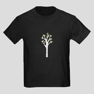 Spring Birch Tree Blooming Flowers T-Shirt