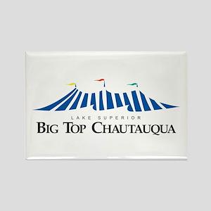 Big Top Logowear Rectangle Magnet
