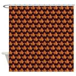 Canada Maple Leaf Shower Curtain